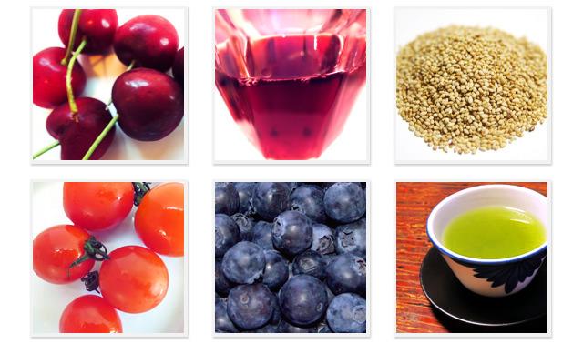 五大栄養素(ファイトケミカル)