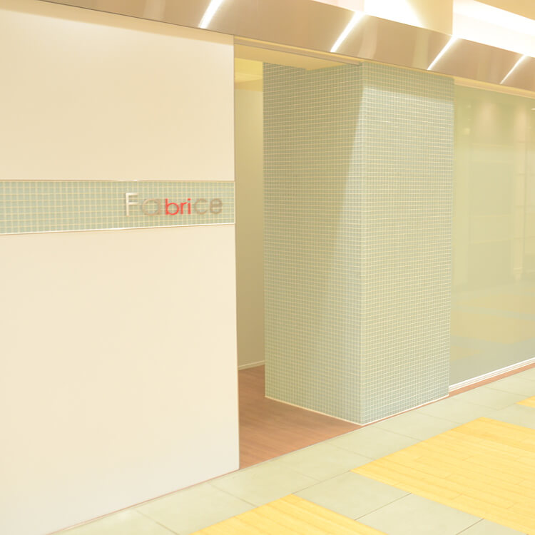 Fabrice 松坂屋店のエントランス