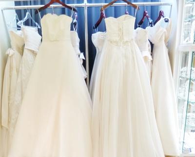 着るドレスは、試着前にすべて決め切らないといけない!希望のドレスのイメージは明確に